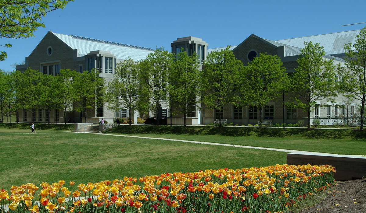 Columbus Law School Building